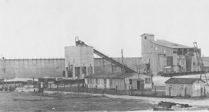 Batterie d'Azeville et baraquements allemands 005410