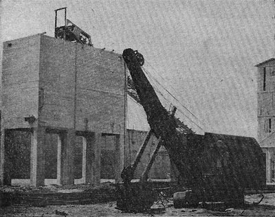 Batterie d'Azeville et baraquements allemands Tregue10
