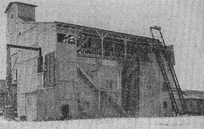 Batterie d'Azeville et baraquements allemands Vue_ar10