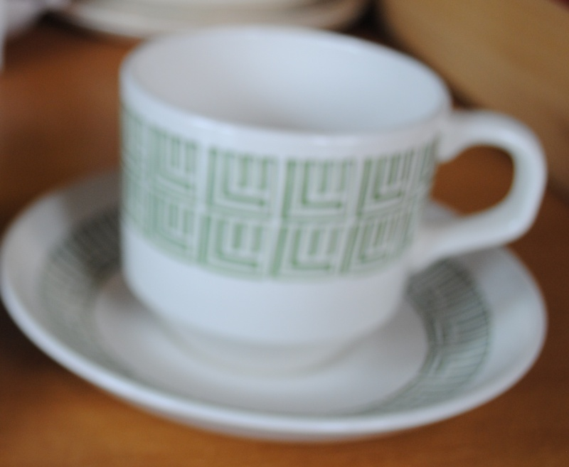 Black Pattern on a Kelston Saucer All_th10
