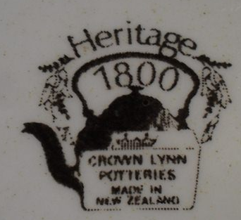 Heritage pattern puzzle .... Hert_110
