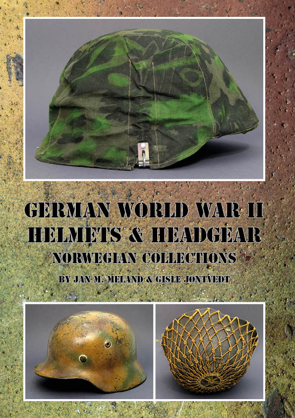 Livre German World War II Helmets & Headgear Presen10