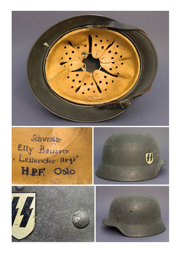 Livre German World War II Helmets & Headgear Presen13