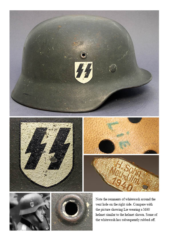 Livre German World War II Helmets & Headgear Presen14