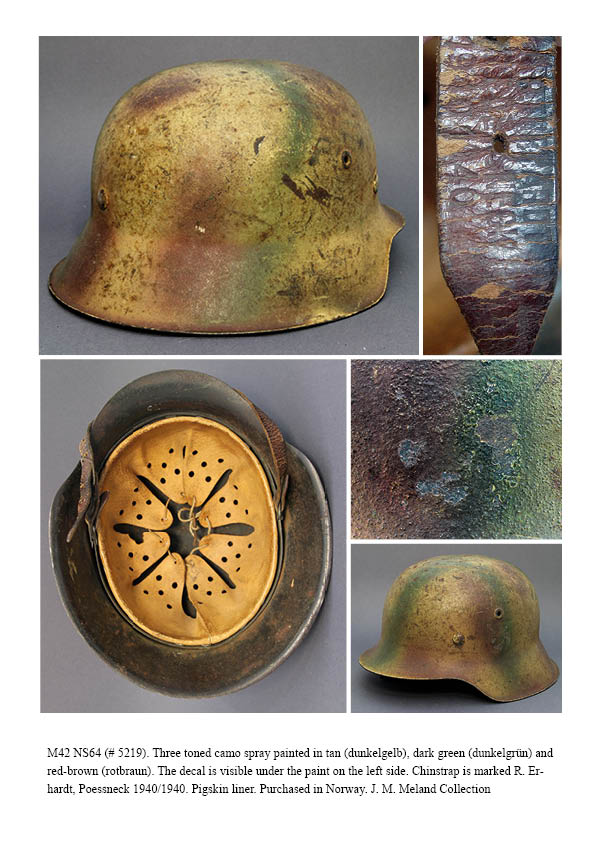 Livre German World War II Helmets & Headgear Presen17