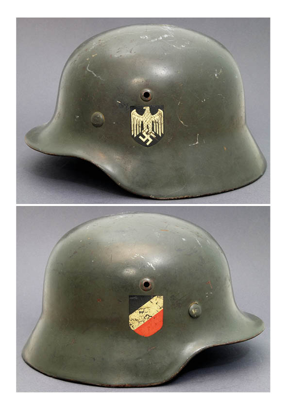 Livre German World War II Helmets & Headgear Presen18