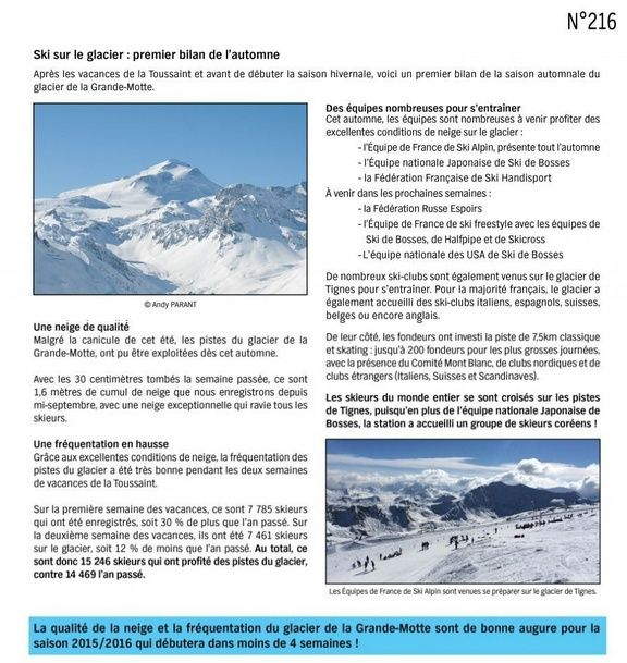 Conditions en direct 2015/2016 - Page 2 Tignes10
