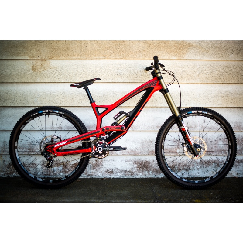 """2015 BOS Suspension for a 27.5"""" DH Bike Img_7410"""