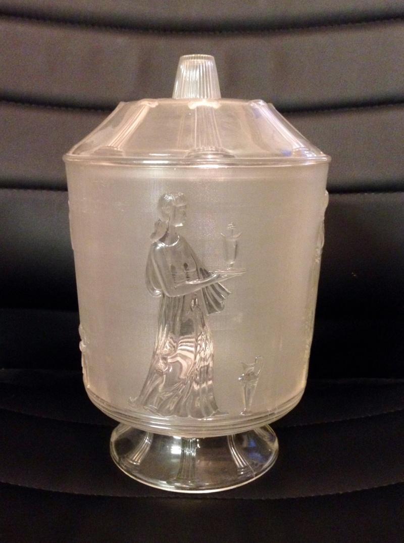 Aegaline USA plastic biscuit jar Image42
