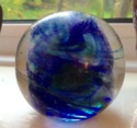 End of day glass paperweight? Image197