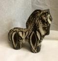 Unidentified horse - Ellis Ceramics, Bemboka, Australia Image323