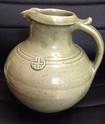 Large jug with prunts - Peter Snagge, Tichborne Pottery nr. Alresford Image332
