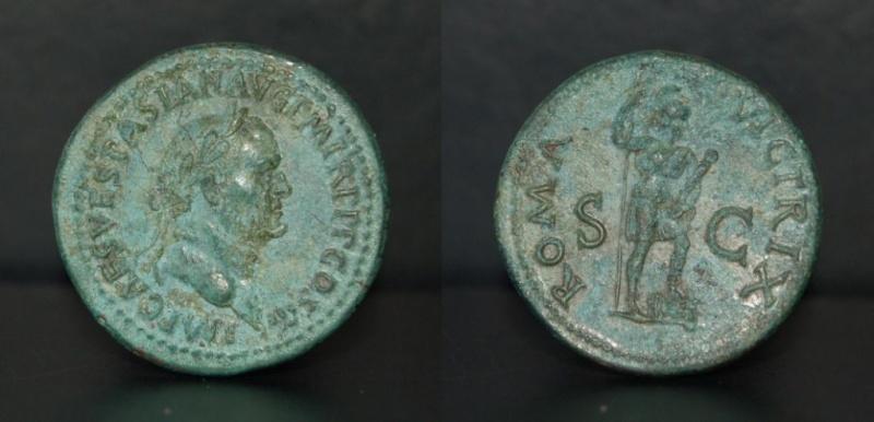 Vespasian Sestertius Fake ??? Vespas10