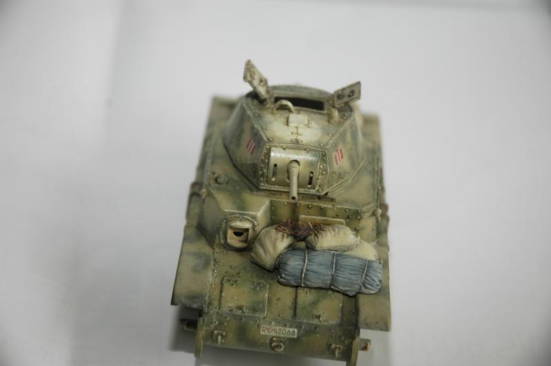 CARRO ARMATO M13/40 TAMIYA PE ET ACCESSOIRES ROYAL MODEL 1/35 TERMINE - Page 5 Ca3810