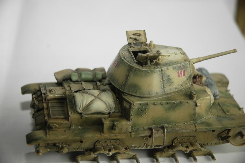CARRO ARMATO M13/40 TAMIYA PE ET ACCESSOIRES ROYAL MODEL 1/35 TERMINE - Page 5 Ca4010