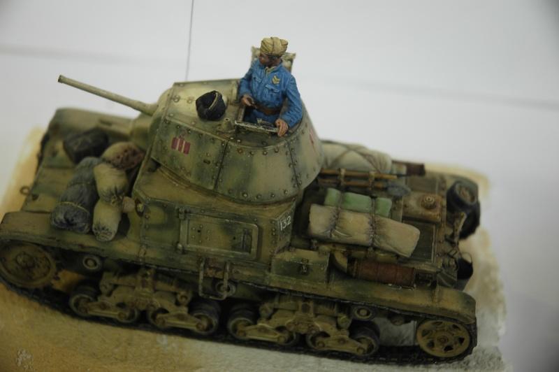 CARRO ARMATO M13/40 TAMIYA PE ET ACCESSOIRES ROYAL MODEL 1/35 TERMINE - Page 7 Ca4210