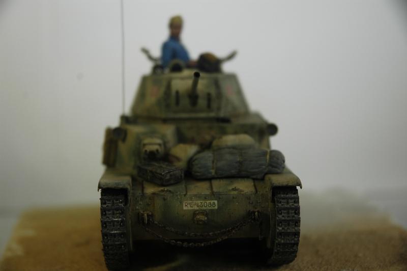 CARRO ARMATO M13/40 TAMIYA PE ET ACCESSOIRES ROYAL MODEL 1/35 TERMINE - Page 7 Ca4510