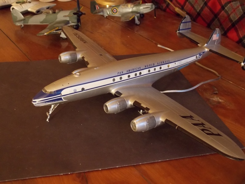 [Quentin] [Lockheed Constellation L-749] [échelle 1/72] - Page 2 L749_010