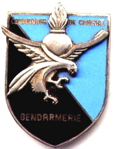 Les commandos de chasse Gendarmerie en Algérie . Codog111
