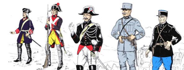 La gendarmerie ne risque pas de perdre son identité militaire . Gendar14
