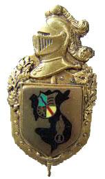 Des gendarmes parachutistes en Indochine . Insign13