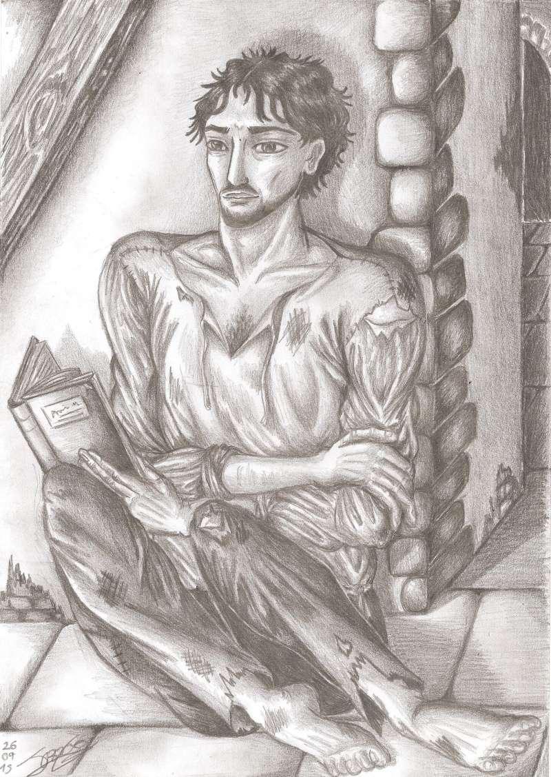 La Caverne de Jeannie ~ peintures, dessins, infographies 00110