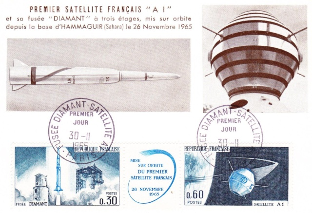 [Commémoration] 50ème anniversaire du premier satellite français A-1 / 26-29 novembre 2015 à la cité de l'Espace à Toulouse (31) 1965_110