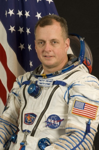L'astronaute Timothy J. Creamer devient Flight Director / 21 septembre 2015 Creame11
