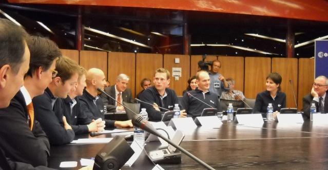 Mogensen - Mission spatiale pour Andreas Mogensen en 2015 - Soyouz TMA-18M IrISS (annulation Sarah Brightman) Dscn0710