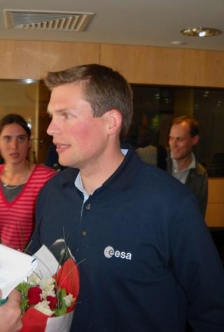 Mogensen - Mission spatiale pour Andreas Mogensen en 2015 - Soyouz TMA-18M IrISS (annulation Sarah Brightman) Dscn0810