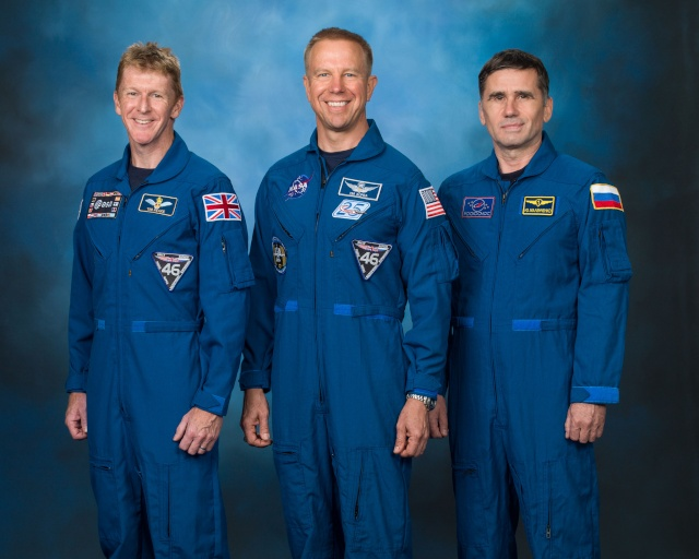 Vol spatial de Timothy Peake / Expedition 46 et 47 - PRINCIPIA / Soyouz TMA-19M Expedi10