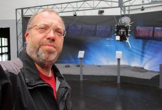 [Exposition] Comètes - aux origines des systèmes planétaires / jusqu'au 3 janvier 2016 au Musée de l'Air et de l'Espace au Bourget Img_2713