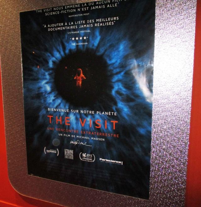 [Cinéma] The Visit - Une rencontre extraterrestre / Sortie le 4 novembre 2015 Img_4410