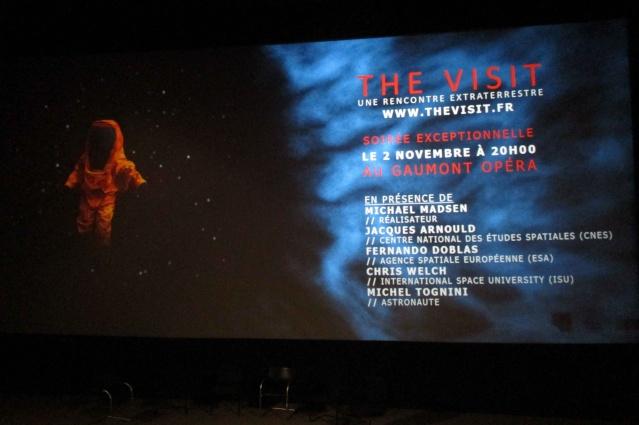 [Cinéma] The Visit - Une rencontre extraterrestre / Sortie le 4 novembre 2015 Img_4411