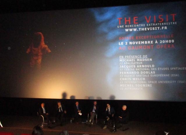 [Cinéma] The Visit - Une rencontre extraterrestre / Sortie le 4 novembre 2015 Img_4415