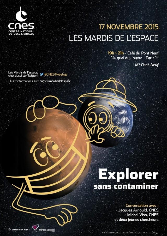 17 novembre 2015 - Conférence (les Mardis de l'Espace) -  Is_mar11