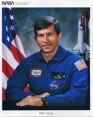 STS-73 / 20ème anniversaire Leslie10