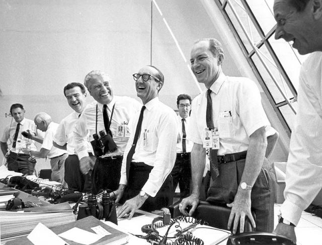 Disparition de George Mueller (1918-2015), grande personnalité de la NASA Muelle10
