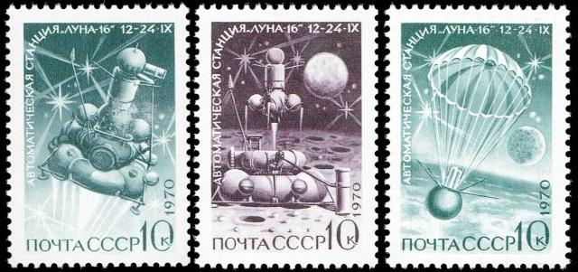 45ème anniversaire du premier retour automatique d'échantillons lunaires par la sonde Luna 16 Page_b10