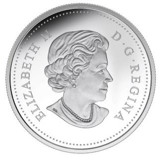 Canada - Pièce de 20$ en argent astronomie - L'Univers Piece_11