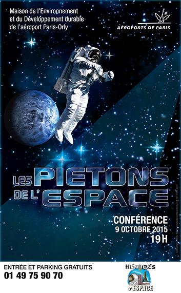 [Conférence] Les Piétons de l'Espace - 9 octobre 2015 - Masion de l'Environnement Orly (91) Pieton10