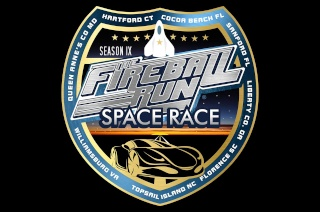 Fireball Run - Space Race / 4 astronautes vont s'affronter Space_10