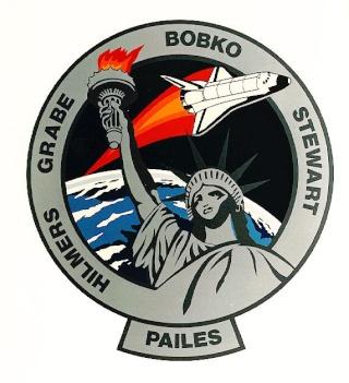 STS-51J / 30ème anniversaire du 1er vol de la navette Atlantis Sts-5110