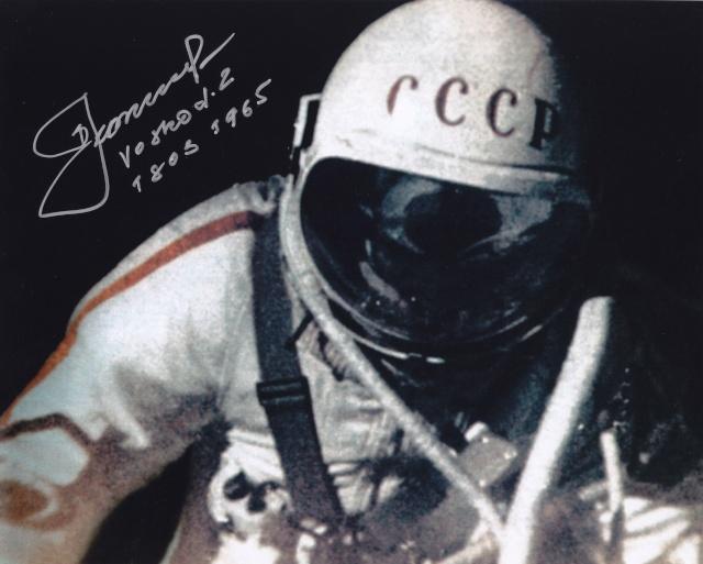 [Exposition] 50ème anniversaire de la sortie de Leonov - Paris du 8 au 10 octobre 2015 - Centre Culturel de Russie  Voskho10