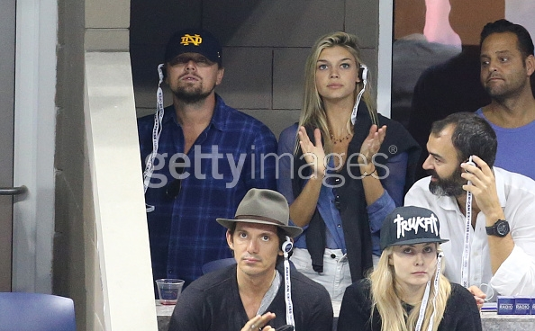 [2015] US Open Celebrity Sightings - Day 14 48814110