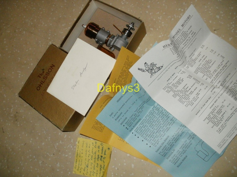 """Hi, a wonderful """"Ohlsson Commemorative"""" with certificate of authenticity ! Pa141718"""