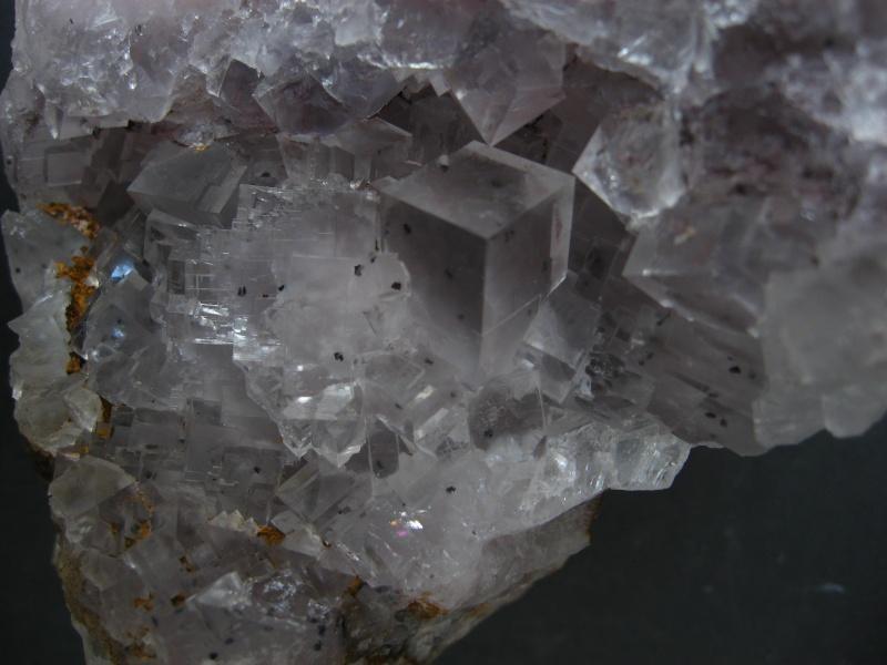 Différentes fluorites de la mine CLARA 00613