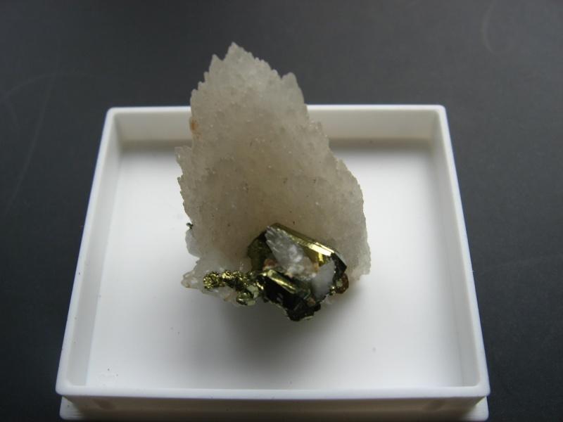 calcite (nouvelle découverte)mine Clara 02714