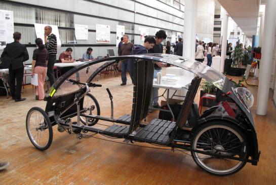 velomobile leiba xstream et engin electric de l'IUT de l' Aisne: 2015/2018 49049810