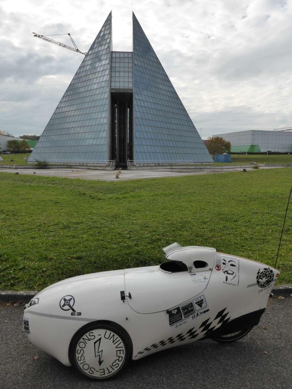 velomobile leiba xstream et engin electric de l'IUT de l' Aisne: 2015/2018 P1050217